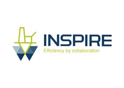 Logo Inspire (Netwerk voor olie en gas operators)